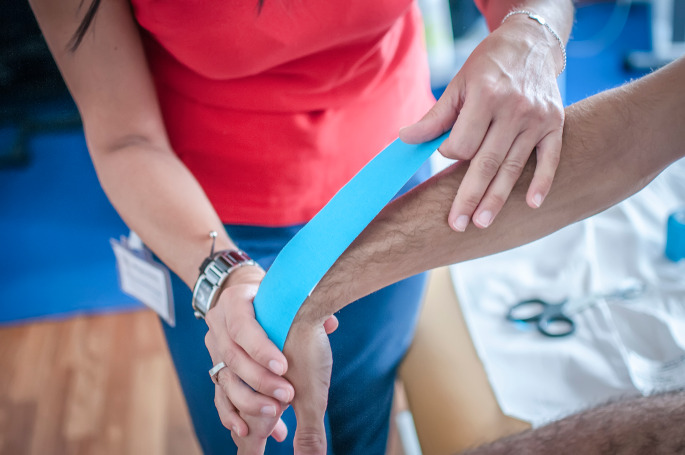 Kinesio Tape | Physical Therapy