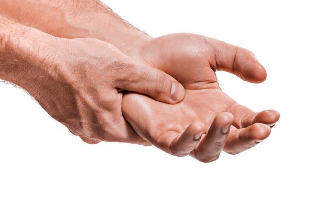 Platelet Rich Plasma - hand pain